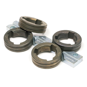"""Lincoln Electric KP1697-1//16C Flux Core Drive Roll Kit 1//16/"""" Cored Wire 1.6 mm"""
